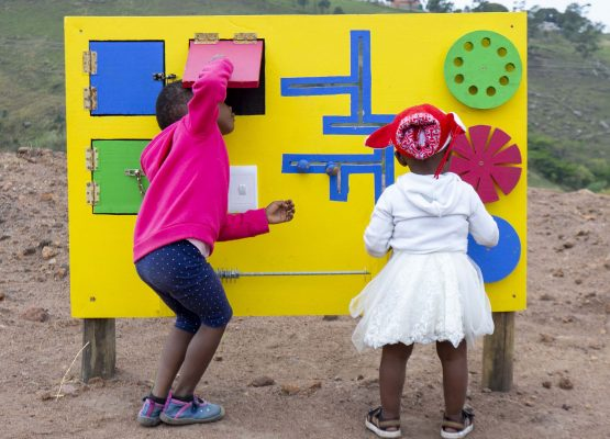 Hundreds of children to benefit as Zero2Five partners with Nyala on ECD upgrades in KZN